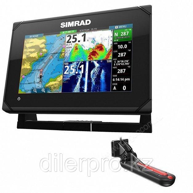 Картплоттер SIMRAD GO7 XSR ROW TOTALSCAN