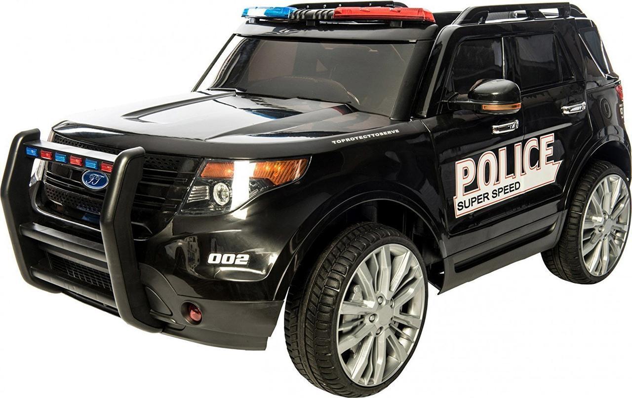 Электромобиль детский Ford Полиция (до 30кг)