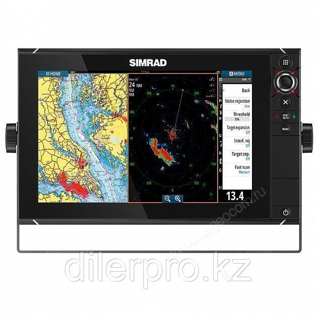 Многофункциональный дисплей SIMRAD NSS9 evo2 Combo