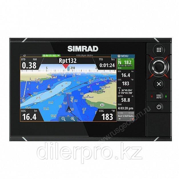 Многофункциональный дисплей SIMRAD NSS12 evo2 Combo