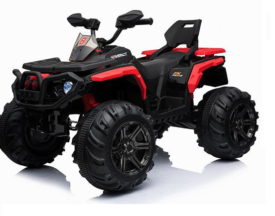 Электромобиль квадроцикл Grizzly ВВН3588 (до 30 кг)