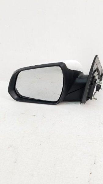 Зеркало боковое левое Hyundai Creta (2016-2019)