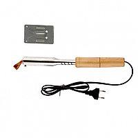 Паяльник электрика с ручкой из дерева, 100 Вт, 220 В Sparta, фото 1