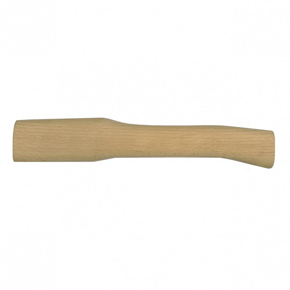 Топорище шлифованное, Бук, 250 мм Сибртех