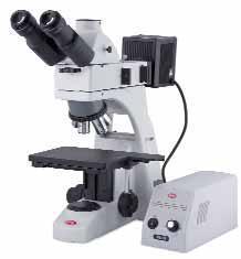 Микроскоп для промышленности и сырья, Motic BA310 MET, фото 2