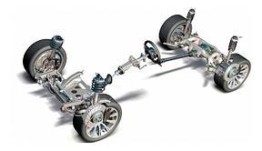 Ходовая и рулевое управление Hyundai Creta
