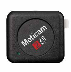 Универсальные цифровые камеры Motic Moticam с матрицами CMOS