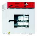 Безопасные вакуумные сушильные шкафы для легковоспламеняющихся растворителей Binder VDL 23, VDL 53, VDL 115