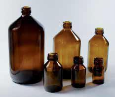 Бутылки с узкой горловиной. Стекло нейтральное., фото 2