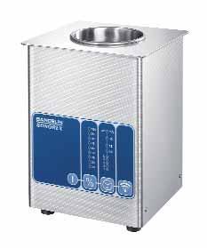 Мощные ультразвуковые ванны для пробоподготовки Sonorex DA 300 Bandelin, фото 2