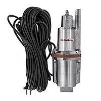 Вибрационный насос KVP300-25, 1080 л/ч, подъем 70 м, кабель 25 метров Kronwerk