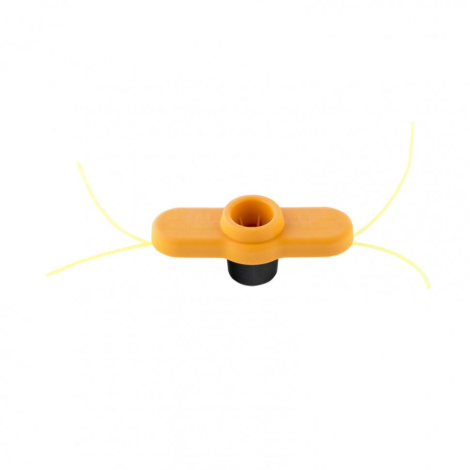Головка триммерная универсальная гайка М8 х 1,25 левая Denzel - фото 2