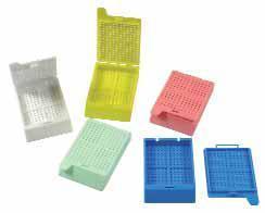 LLG гистологические кассеты со съемной крышкой