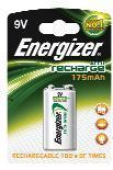 Аккумуляторы профессиональные NiMH Energizer