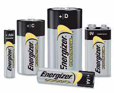 Батарейки Energizer промышленные