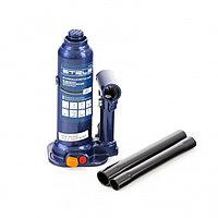 Домкрат гидравлический бутылочный, 3 т, h подъема 188-363 мм, в пластиковом кейсе Stels