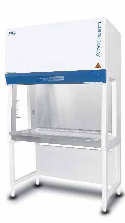 Кабинет микробиологической безопасности Esco, класс II согласно DIN 12469, AIRSTREAM(R) PLUS