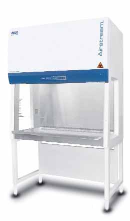 Кабинет микробиологической безопасности, класс II согласно DIN, 12469, Airstream® Plus Esco