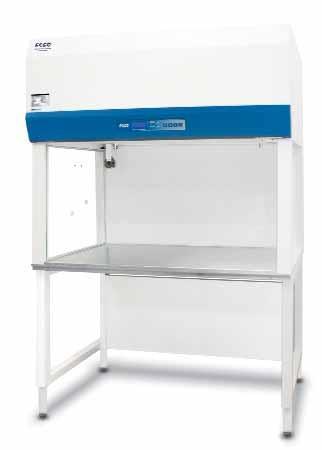 Чистые ламинарные столы Airstream®, горизонтальный и вертикальный тип Esco