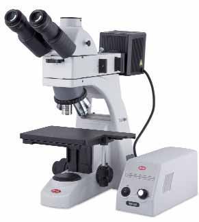 Микроскоп для промышленности и сырья, BA310 MET Motic, фото 2