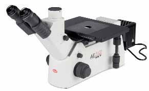 Продвинутый инвертированный микроскоп для промышленности и материаловедения AE2000 MET Motic, фото 2