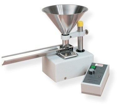 Питатель вибрационный с U-образным лотком Laborette 24 (Fritsch), фото 2