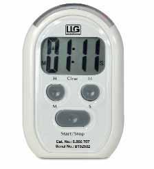 LLG Таймер с тройной сигнализацией, 1-канал