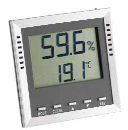 Термогигрометр TA 100 Dostmann, фото 2