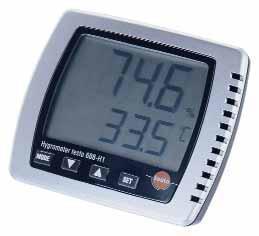 Термогигрометр Testo 608, фото 2