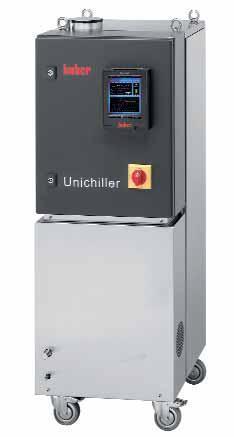 Оборотные охладители Huber Unichiller®, вертикальное исполнение, с водяным охлаждением
