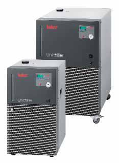 Оборотные охладители Huber Unichiller®, компактное настольное исполнение