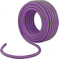 Шланг поливочный армированный трехслойный 1/2, серия Violet, 50 м Palisad