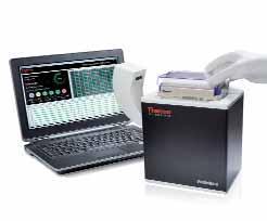 Высокоскоростной сканер 2D-баркодов VisionMate™ Thermo Scientific