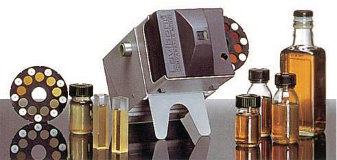 Компаратор Lovibond 2000+ с осветителем AF334, шкала Гарднера Tintometer
