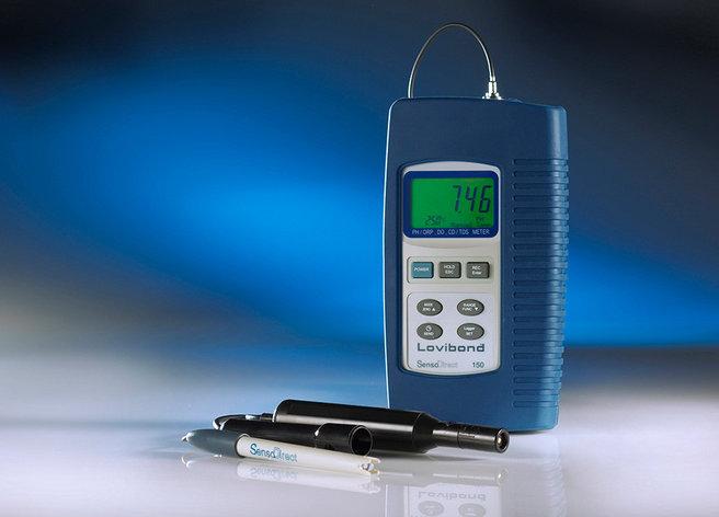 Мультипараметровый прибор SensoDirect 150 Tintometer, фото 2