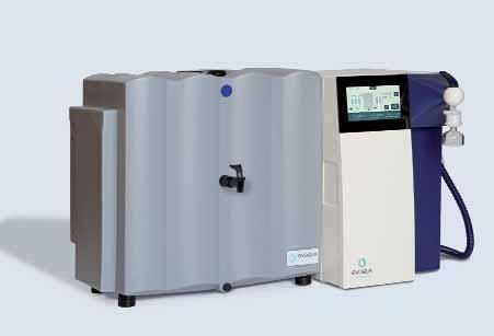 Системы получения ультрачистой воды Ultra Clear™ TWF, с сенсорной панелью Evoqua