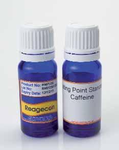 Стандарты точки плавления Reagecon, фото 2