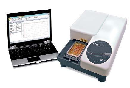 Считывающее устройство для микропланшетов EZ Read 400 Biochrom Ltd., фото 2