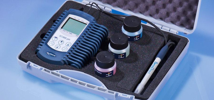 Универсальные многопараметровые приборы SD 300 pH, SD 320 Con Tintometer, фото 2