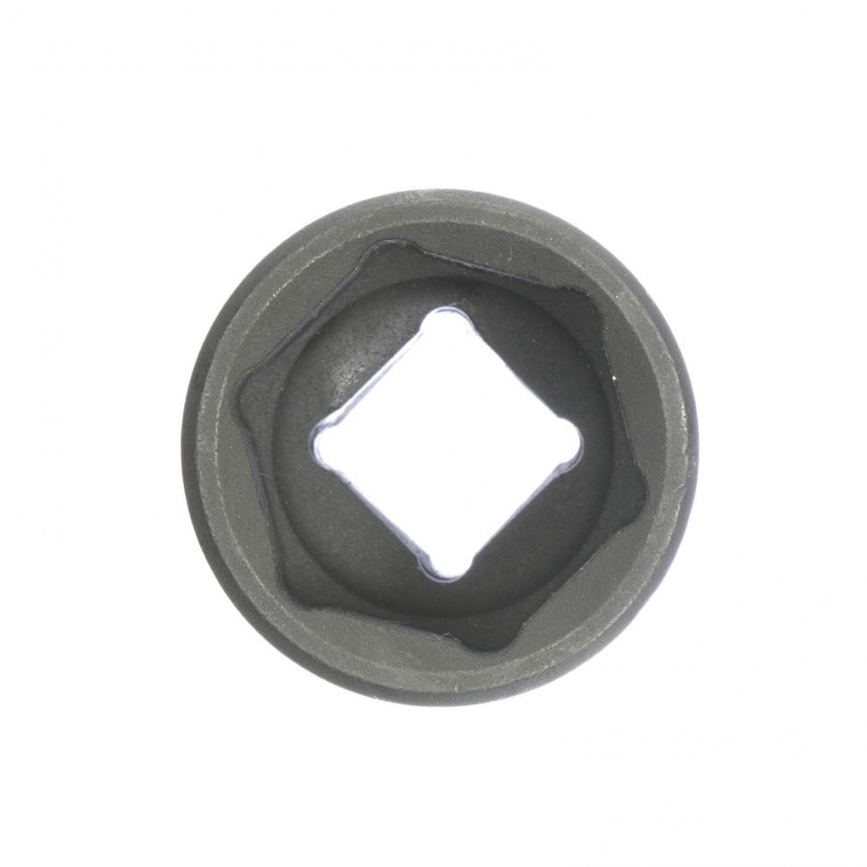Головка ударная шестигранная, 24 мм, 1/2, CrMo Stels