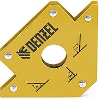 Фиксатор магнитный для сварочных работ, усилие 50 Lb Denzel