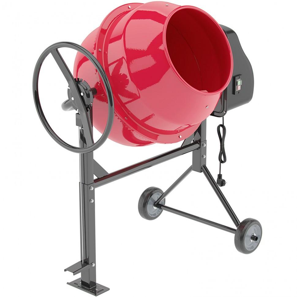 Бетоносмеситель см160, 160 л, мощность 650 Вт.