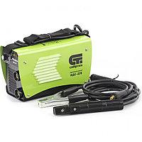 Аппарат инверторный дуговой сварки ИДС-220, 220 А, ПВ 80%, диаметр электрода 1,6-5 мм Сибртех