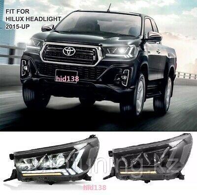 Альтернативная оптика на Toyota Hilux Revo 2015 - 2020 г