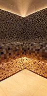 "Турецкий хамам. Размер = 2,5 х 2,6 х 2,6 м. Адрес: Алматинская область, пос. Бескайнар, лицей ""Арыстан"" 1"