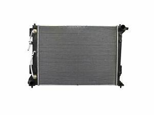 Радиатор охлаждения Hyundai Tucson (2016-2019)