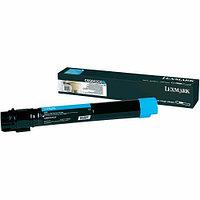 Lexmark голубой для X95x лазерный картридж (X950X2CG)