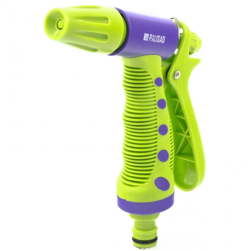 Пистолет-распылитель, регулируемый, эргономичной формы Palisad