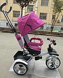 Детский трехколесный велосипед Funny Trike LIANJOY A48 , фото 10