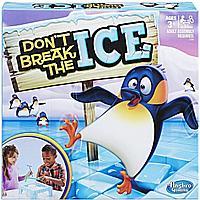 Развлекательная развивающая игра «Не сломай лед» Hasbro, фото 1